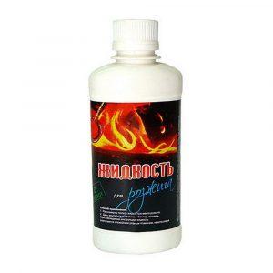 Жидкость длярозжига 0,5л ЭКО-СТАНДАРТ парафин