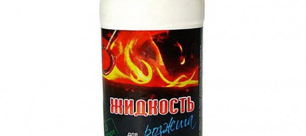 Жидкость д/розжига 0,5л ЭКО-СТАНДАРТ парафин 1/35шт