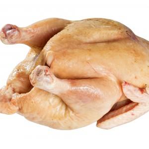 курица деревенская