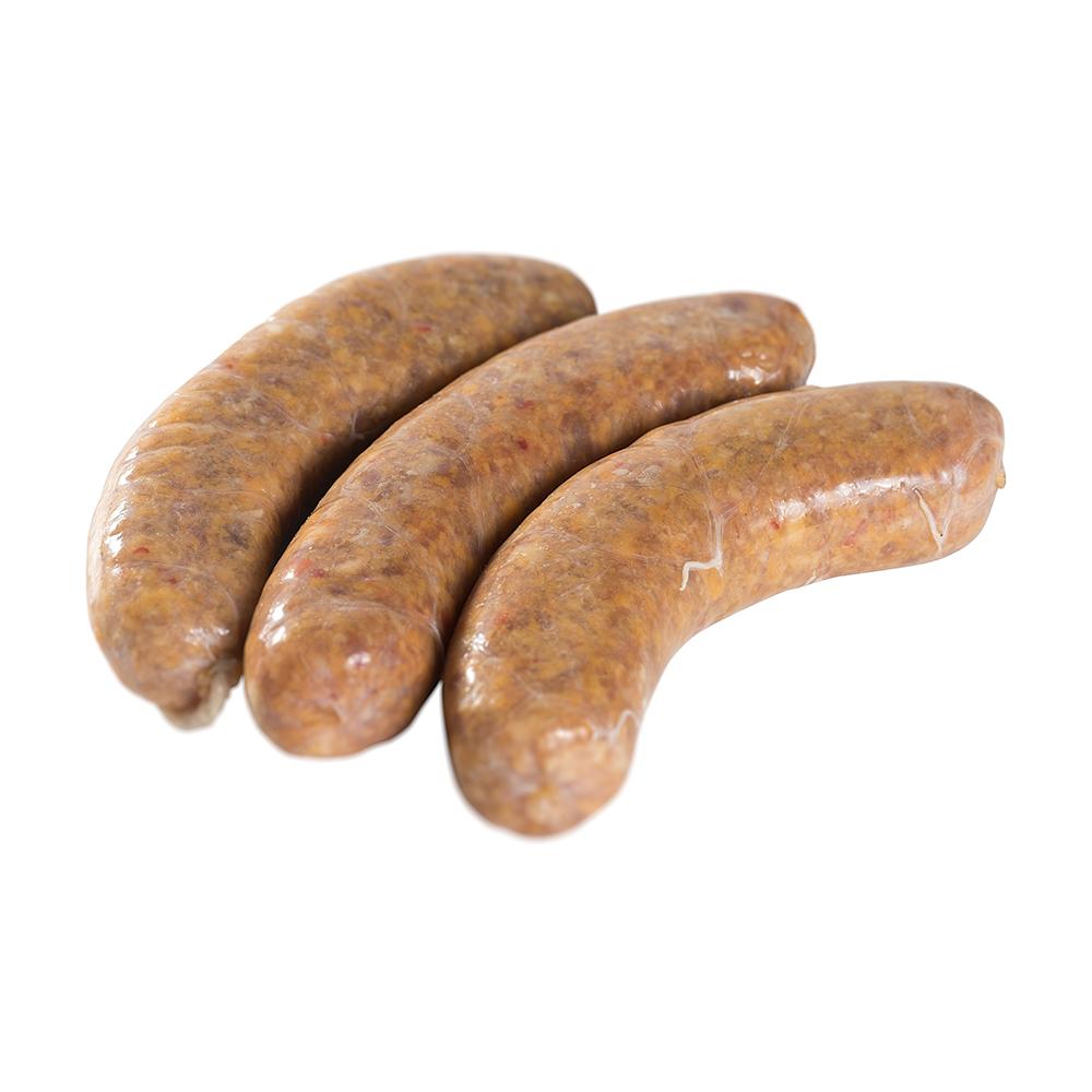 Колбаски Дижонские с горчицей (собственное производство)
