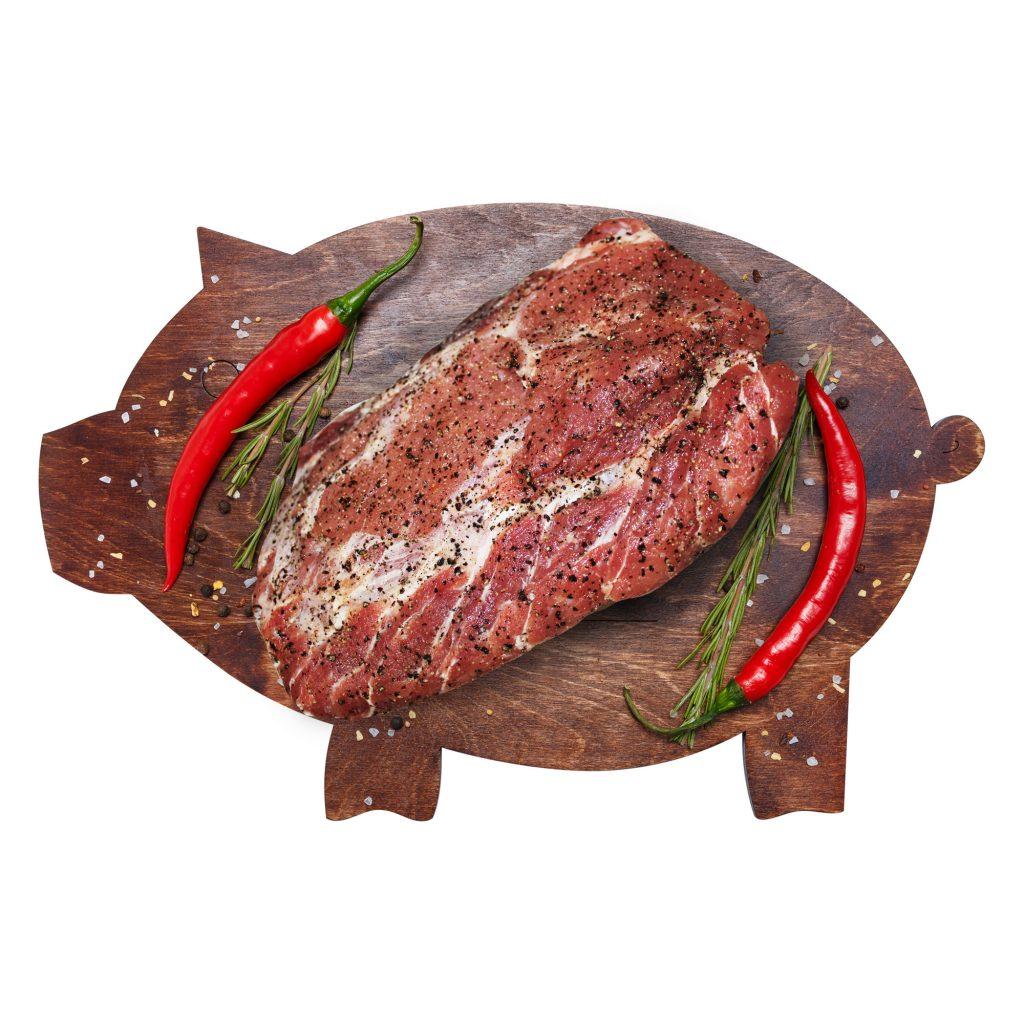 Карбонад маринованный Свинина (собственное пр-во)