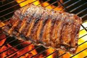 Ребро маринованое свинина готовое