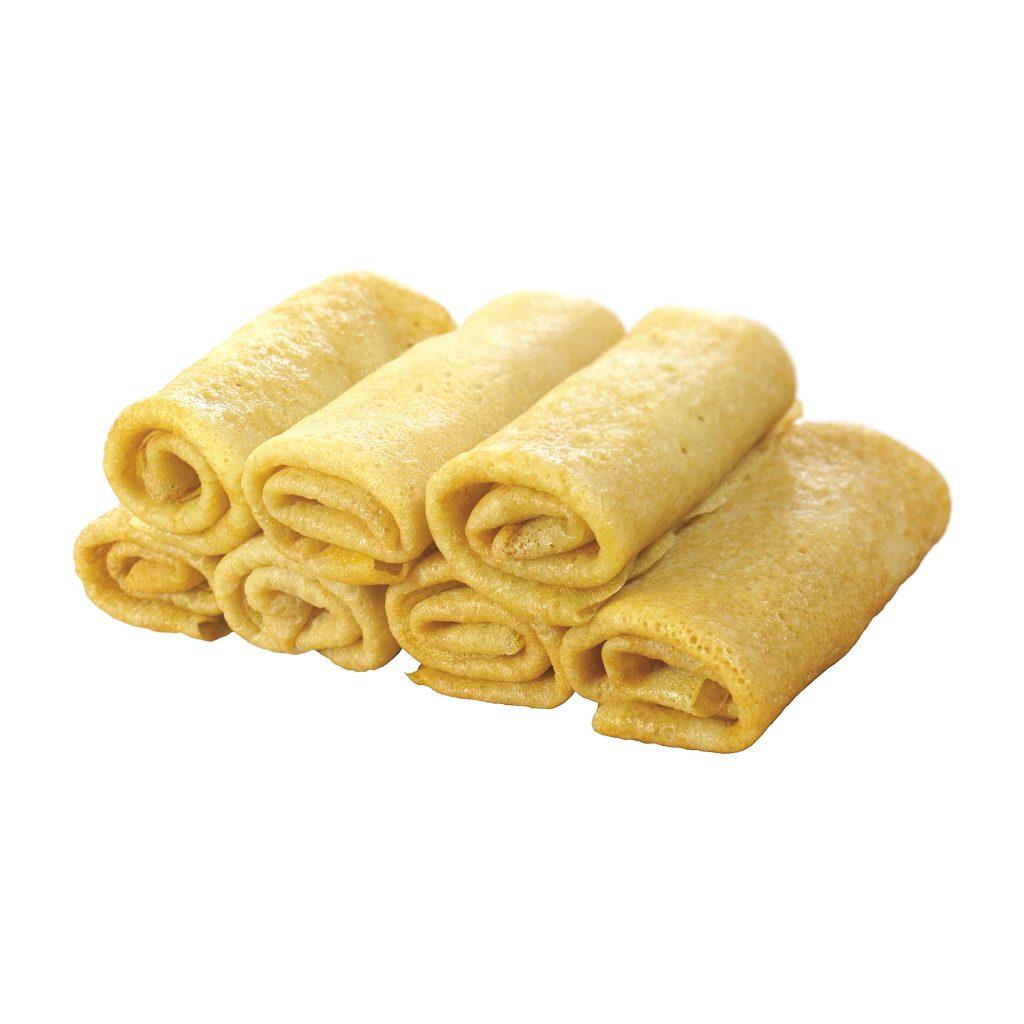 Блины с печенью и рисом (собственное производство)
