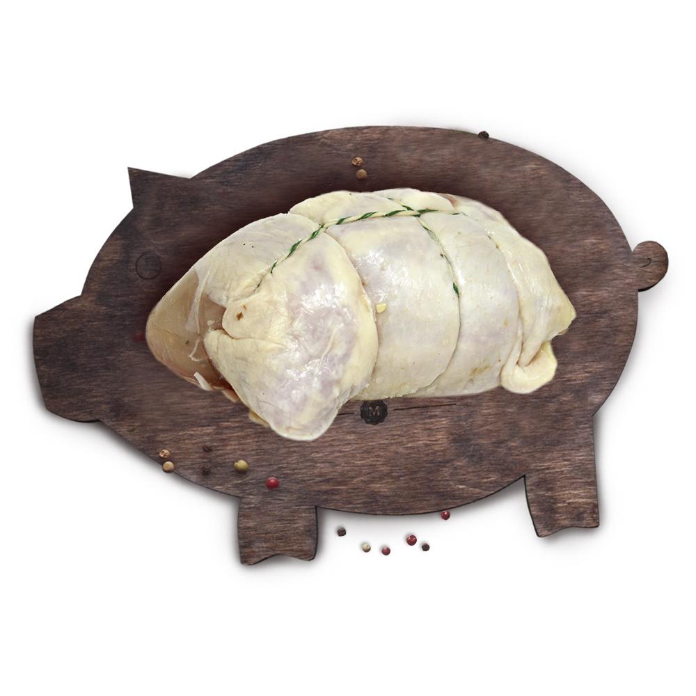 Рулет куриный с грецким орехом (собственное производство)
