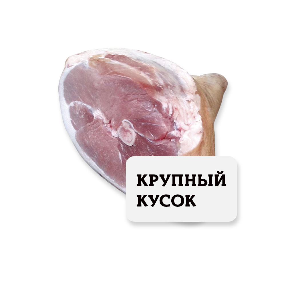 Окорок Свинина (собственное пр-во) Крупный кусок