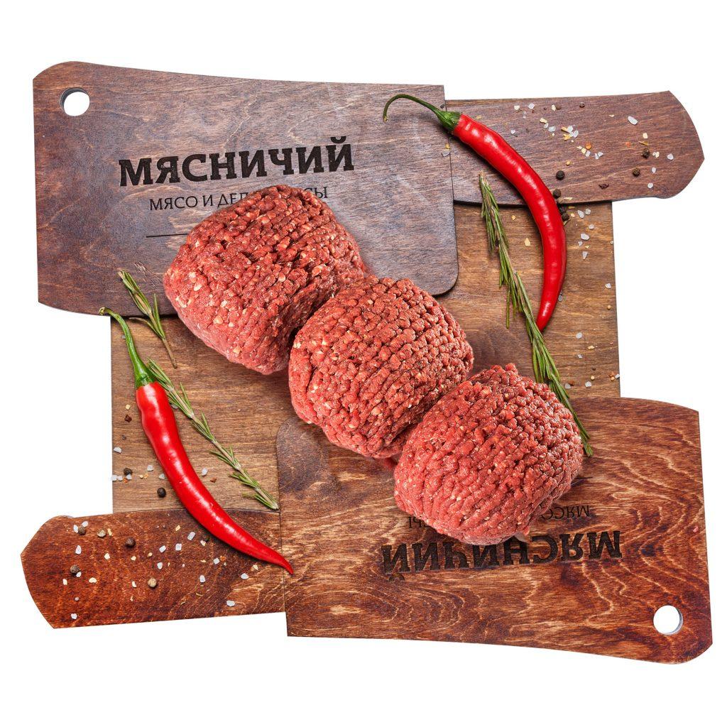 Фарш говяжий (собственное пр-во)