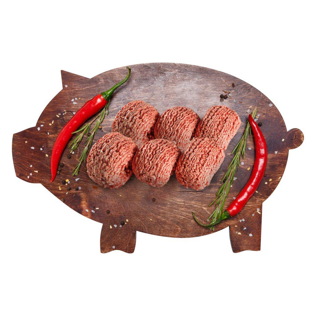Фарш свиной (собственное пр-во)
