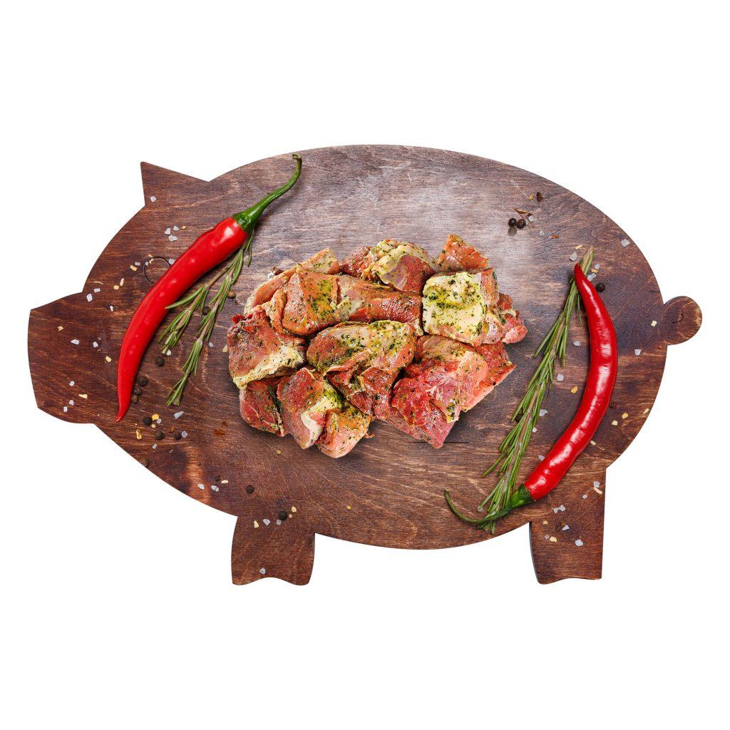 Шашлык Сочный маринованный Свинина (собственное пр-во)