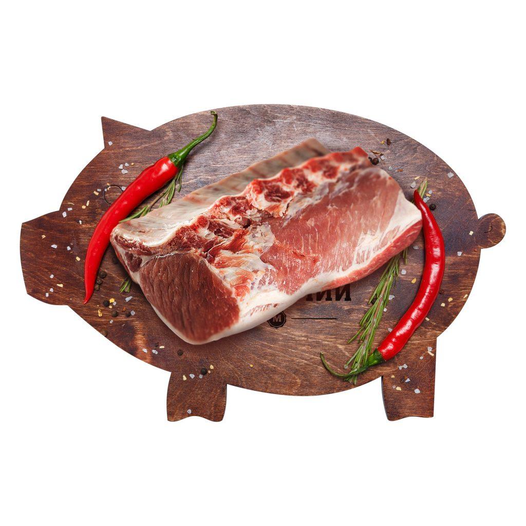 Карбонад на кости Свинина (собственное пр-во)