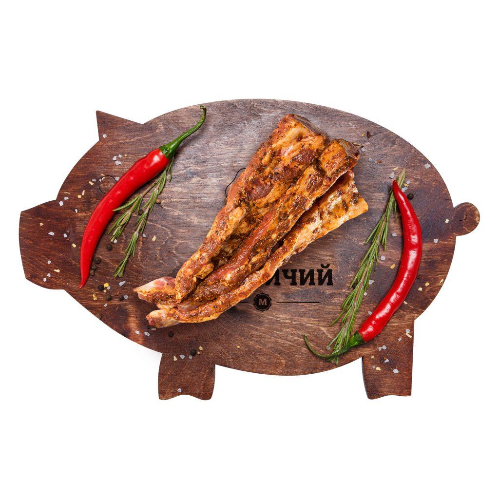 Ребро маринованное Свинина (собственное пр-во)