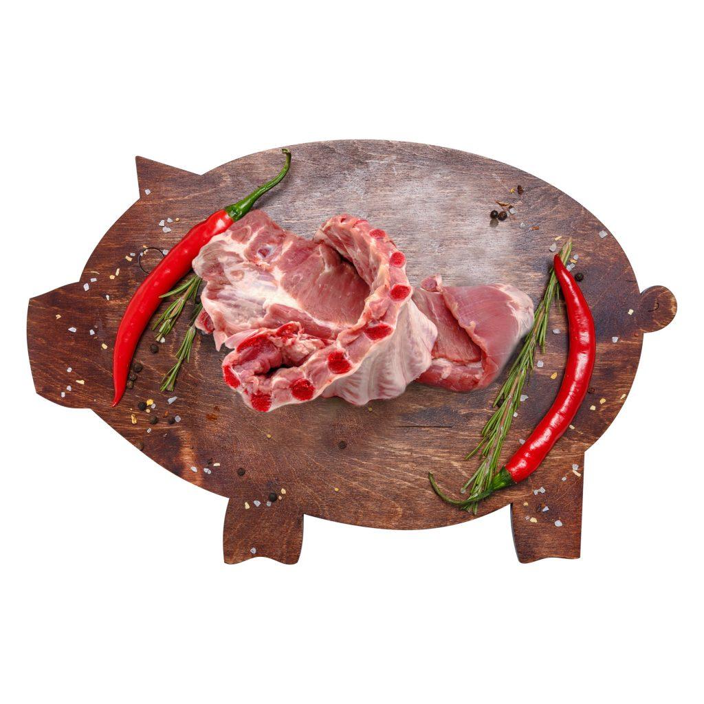 Рагу из Свинины (собственное пр-во)