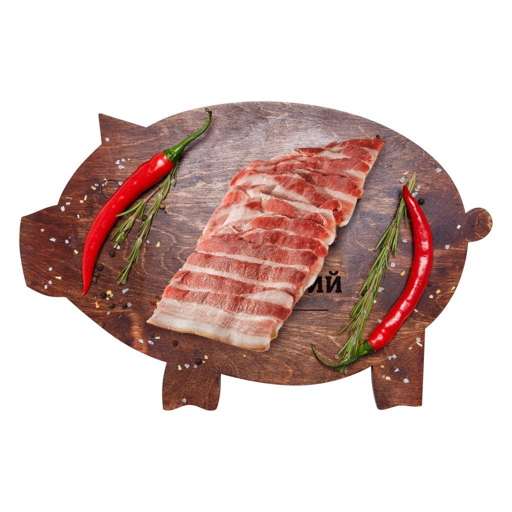 Бекон Для завтрака Свинина (собственное пр-во)