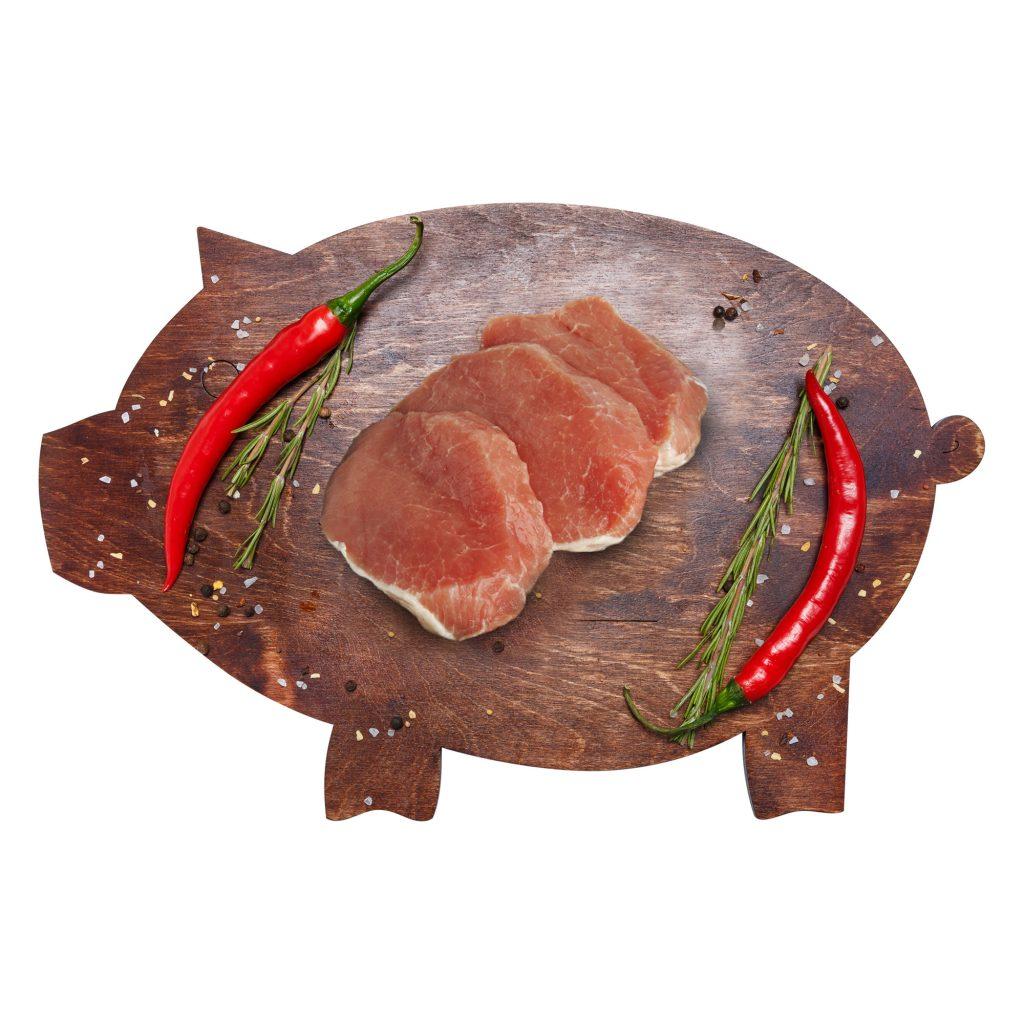 Эскалоп по-Европейски Свинина (собственное пр-во)