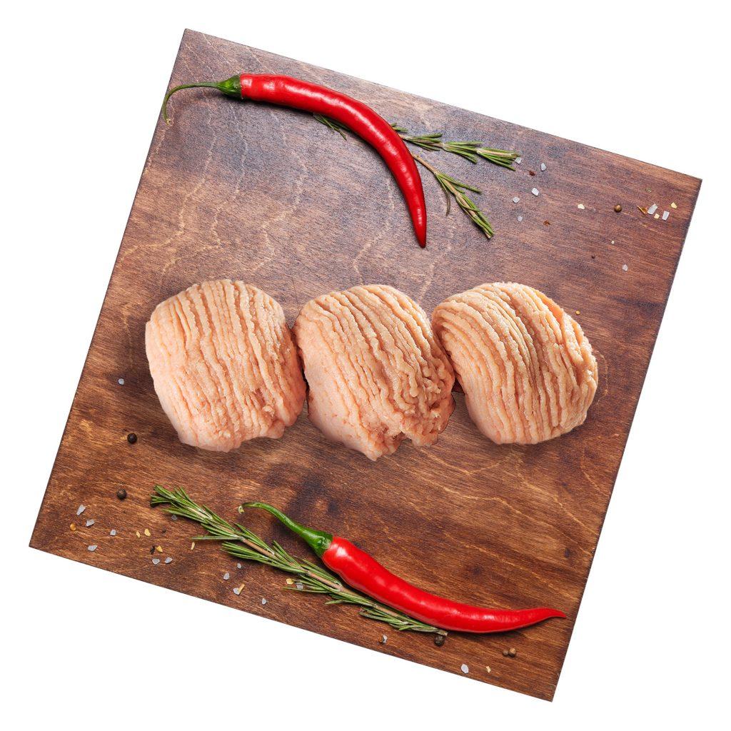 Фарш из мяса птицы (собственное пр-во)