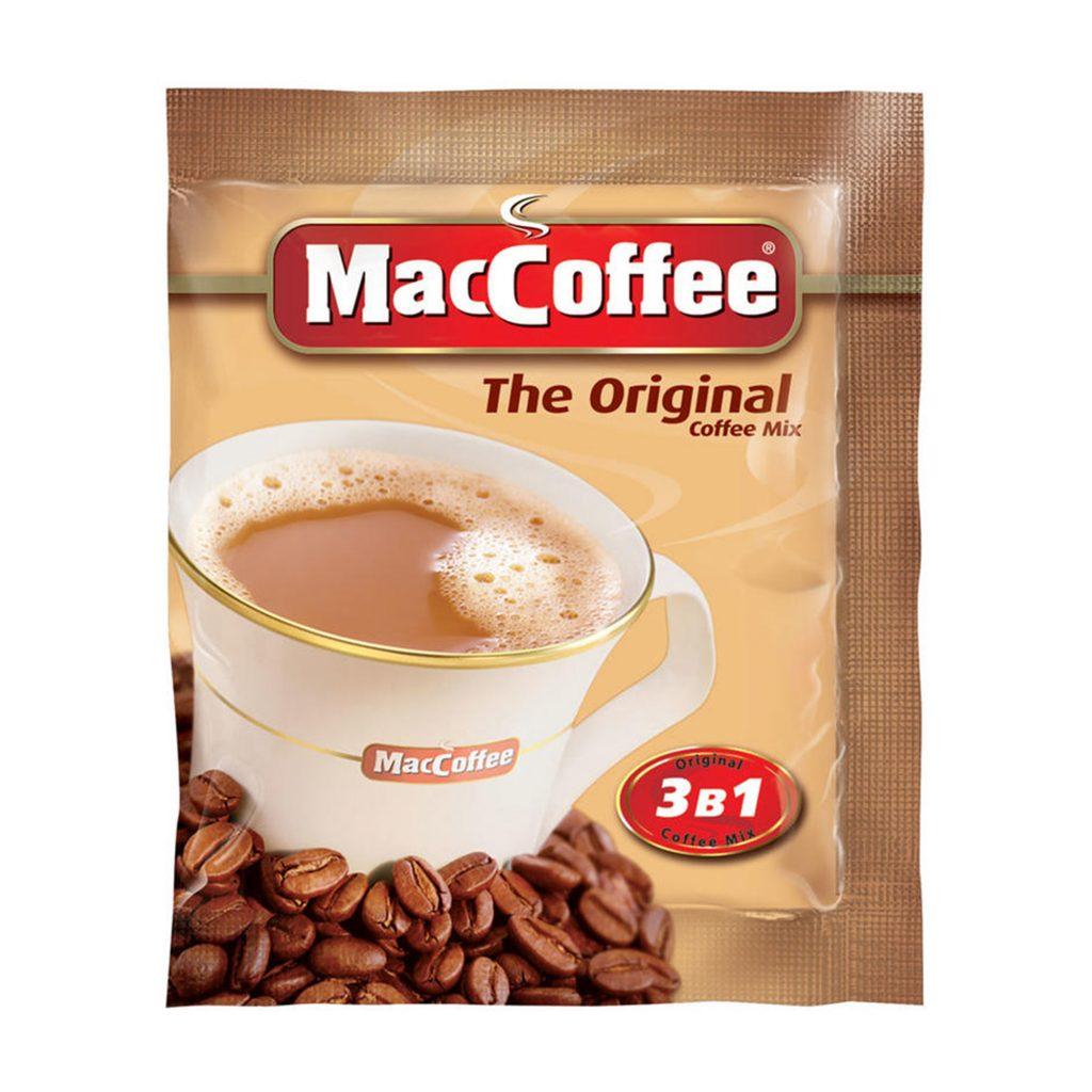 Кофе Маккофе Ориджинал (3в1) 100*20г