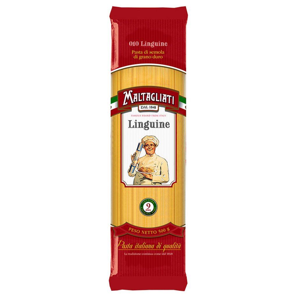 Макаронные изделия Мальтальяти №002 спагетти тонкие 500гр