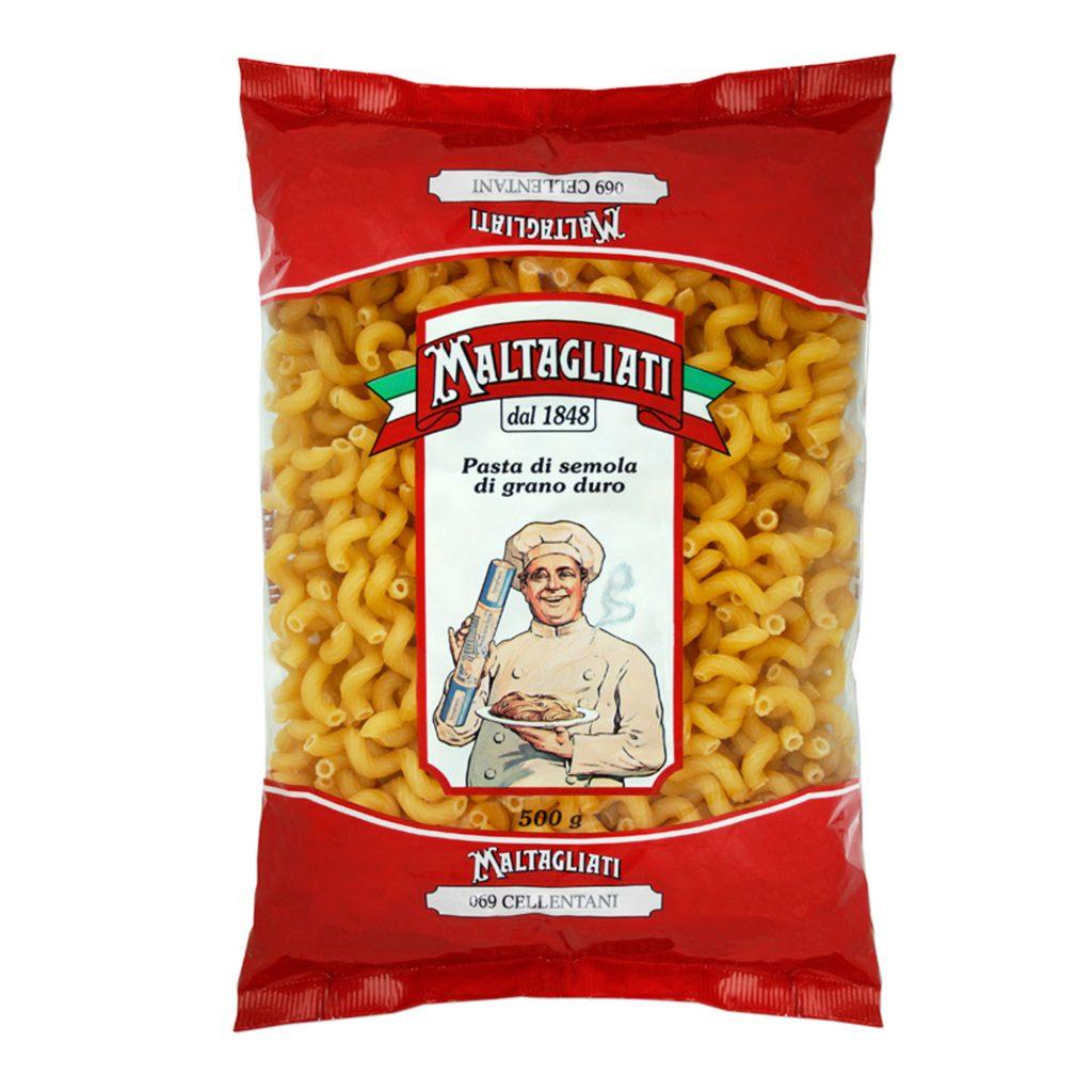 Макаронные изделия Мальтальяти №038  рожки 500гр