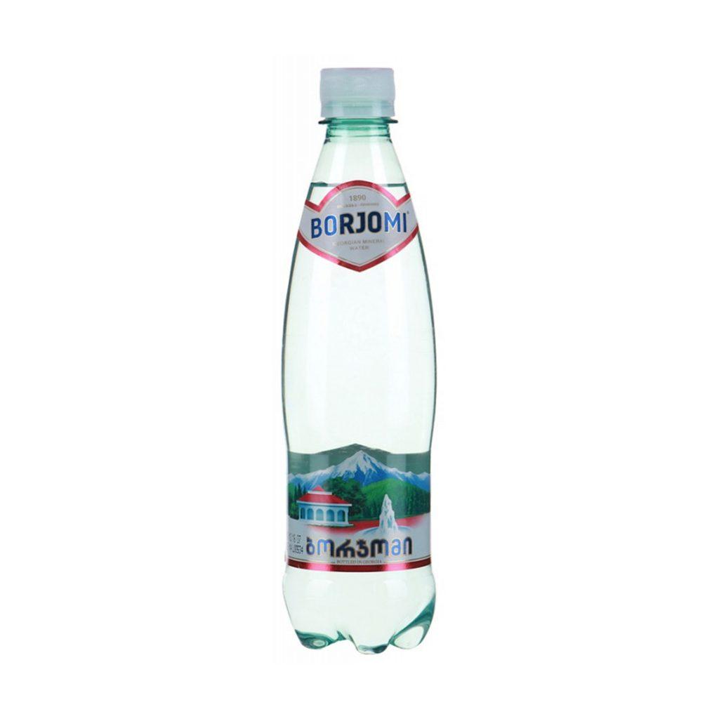 Вода минеральная Боржоми 0,5л ПЭТ