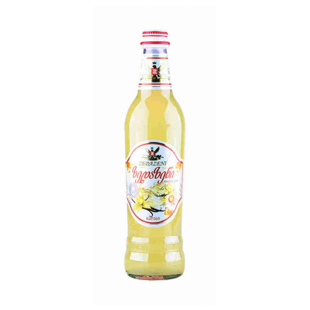 Лимонад Задазени сливки 0,5л ст/б