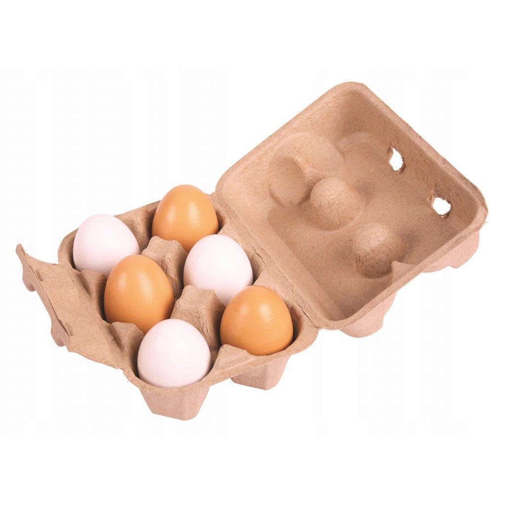 Яйцо Фермерское (6 шт, фасовка)