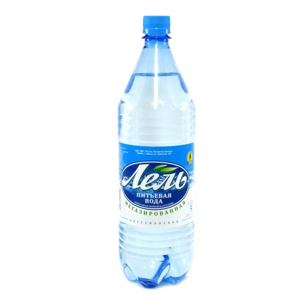 Вода питьевая Лель не газ. 1л ПЭТ