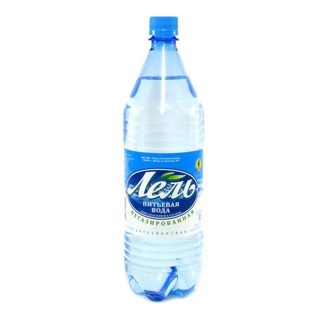 Вода питьевая Лель не газ. 2л ПЭТ
