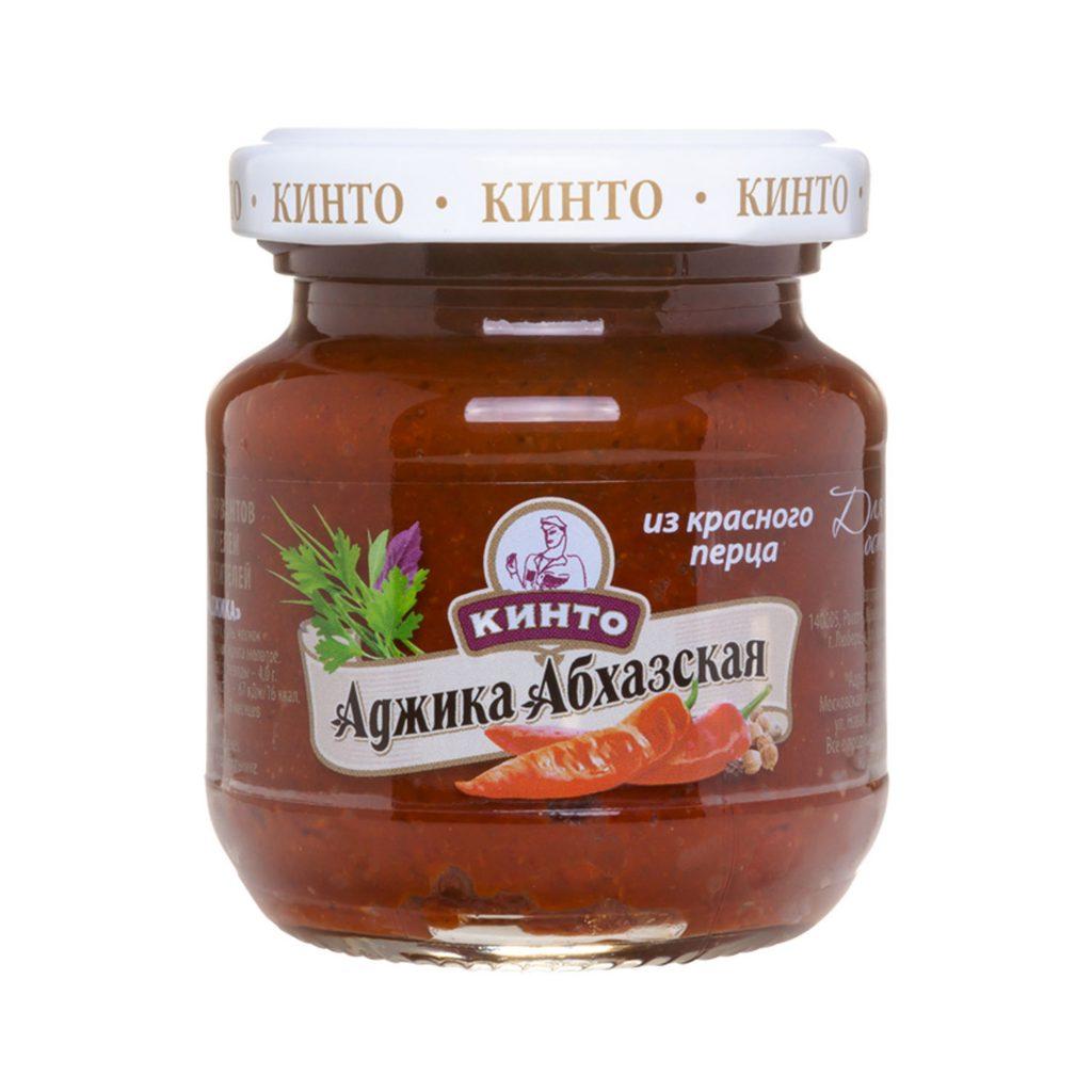 "Аджика ТМ ""Кинто"" из красного перца"