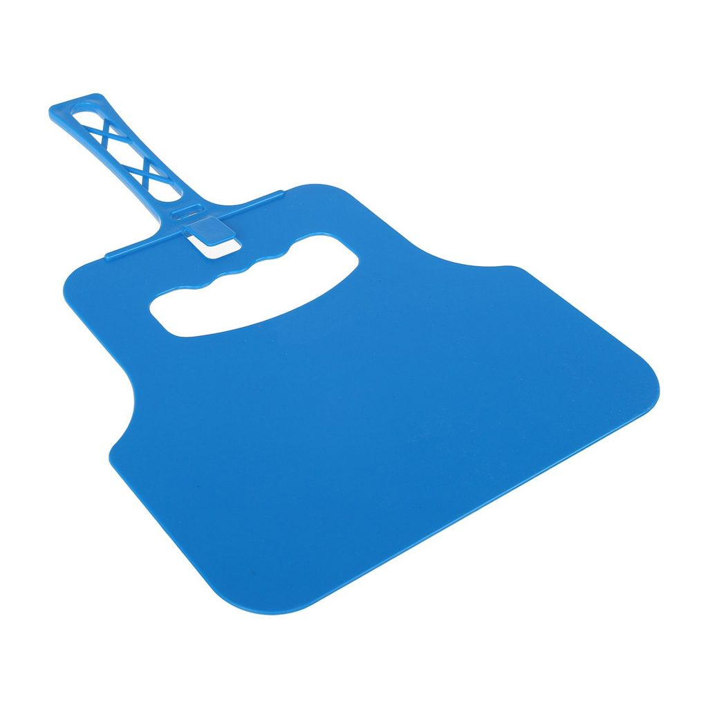 Опахало для костра 28*23см пластиковое GRIFON 600-028  1/26шт