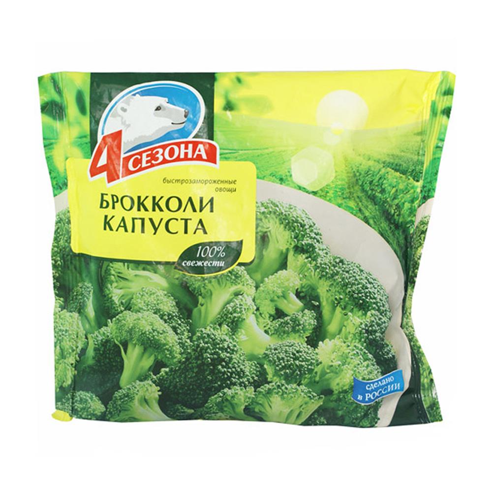 Овощи Капуста Брокколи 400 гр
