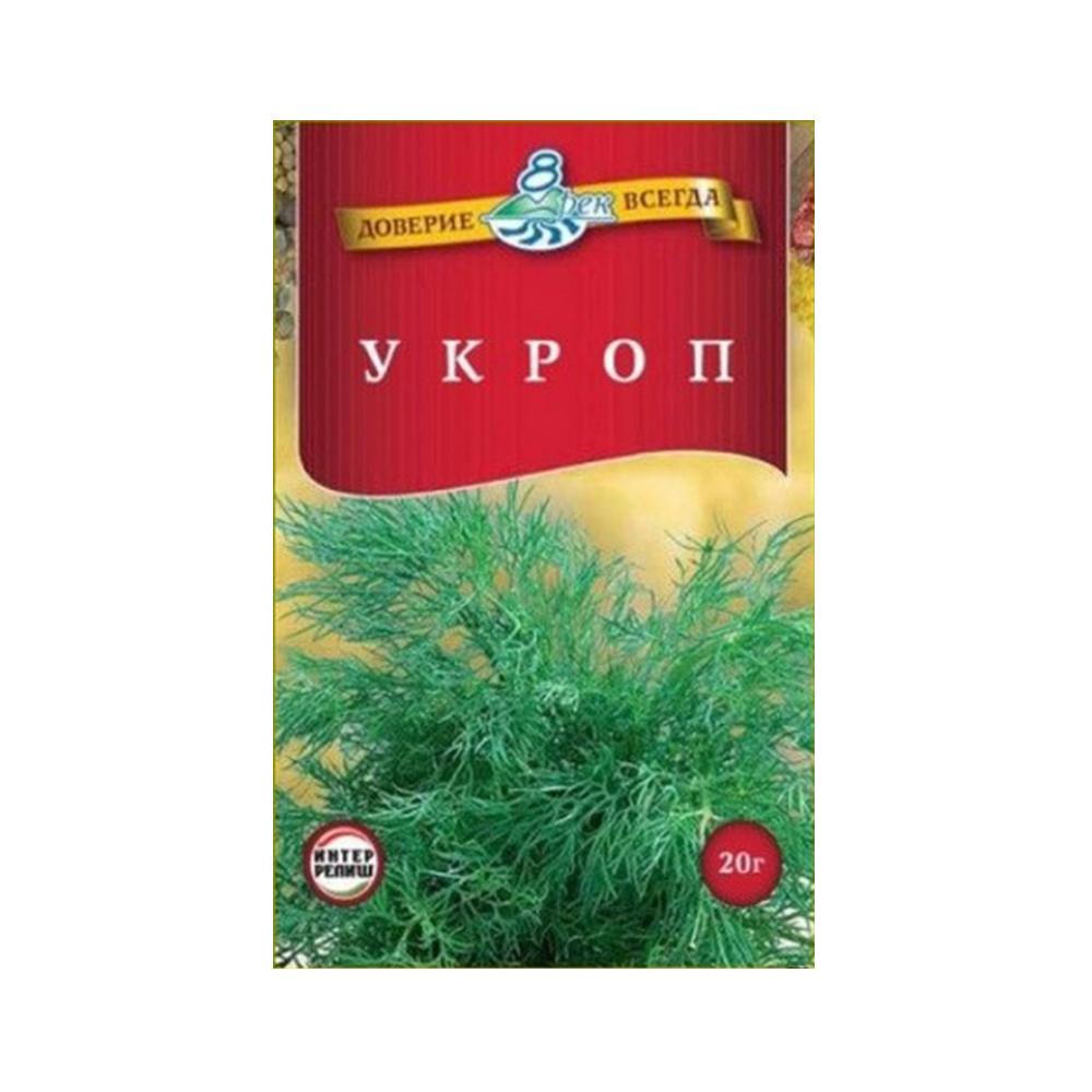 Приправа 8 рек Укроп 20гр