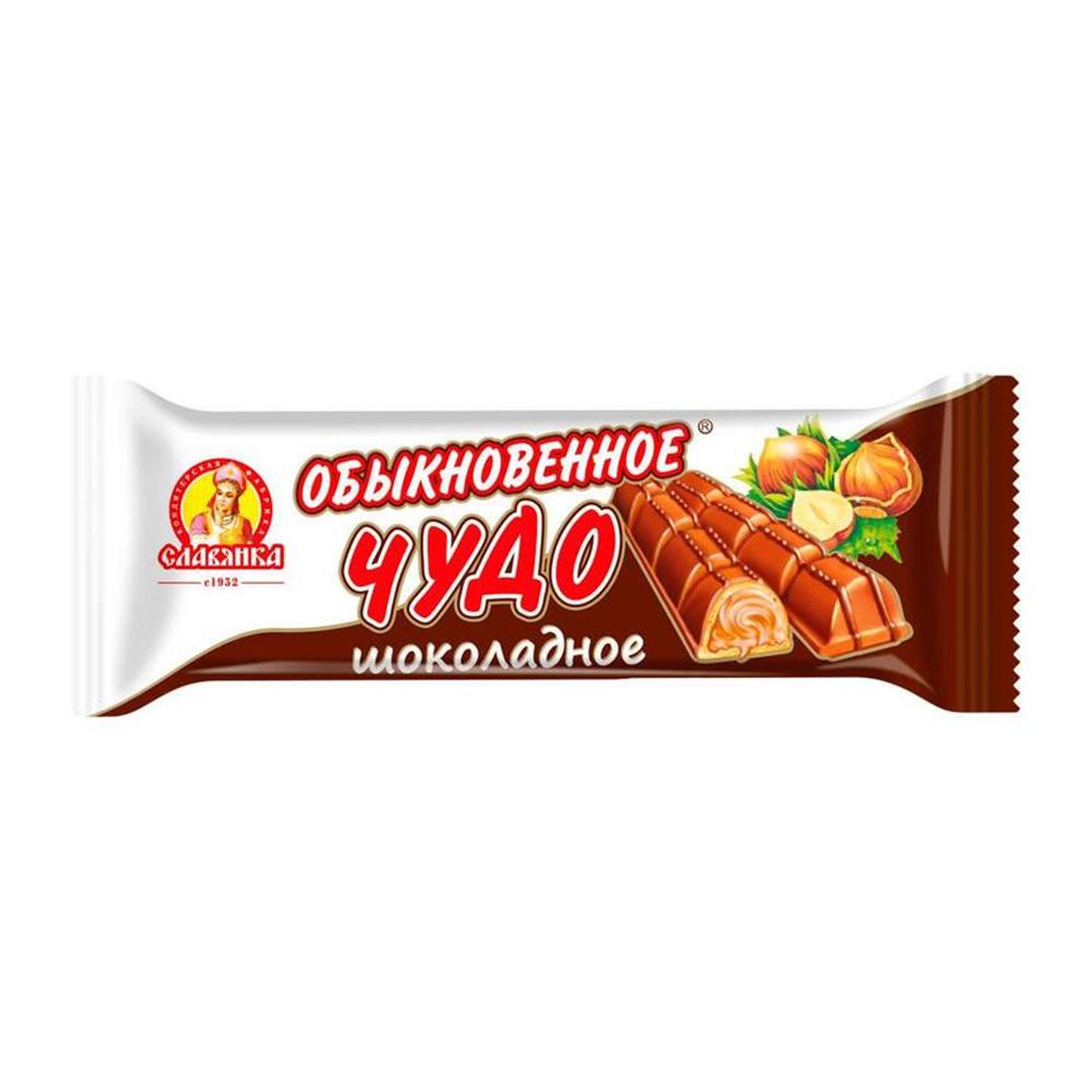 Шоколад Обыкновенное Чудо шоколадное  55 г Славянка