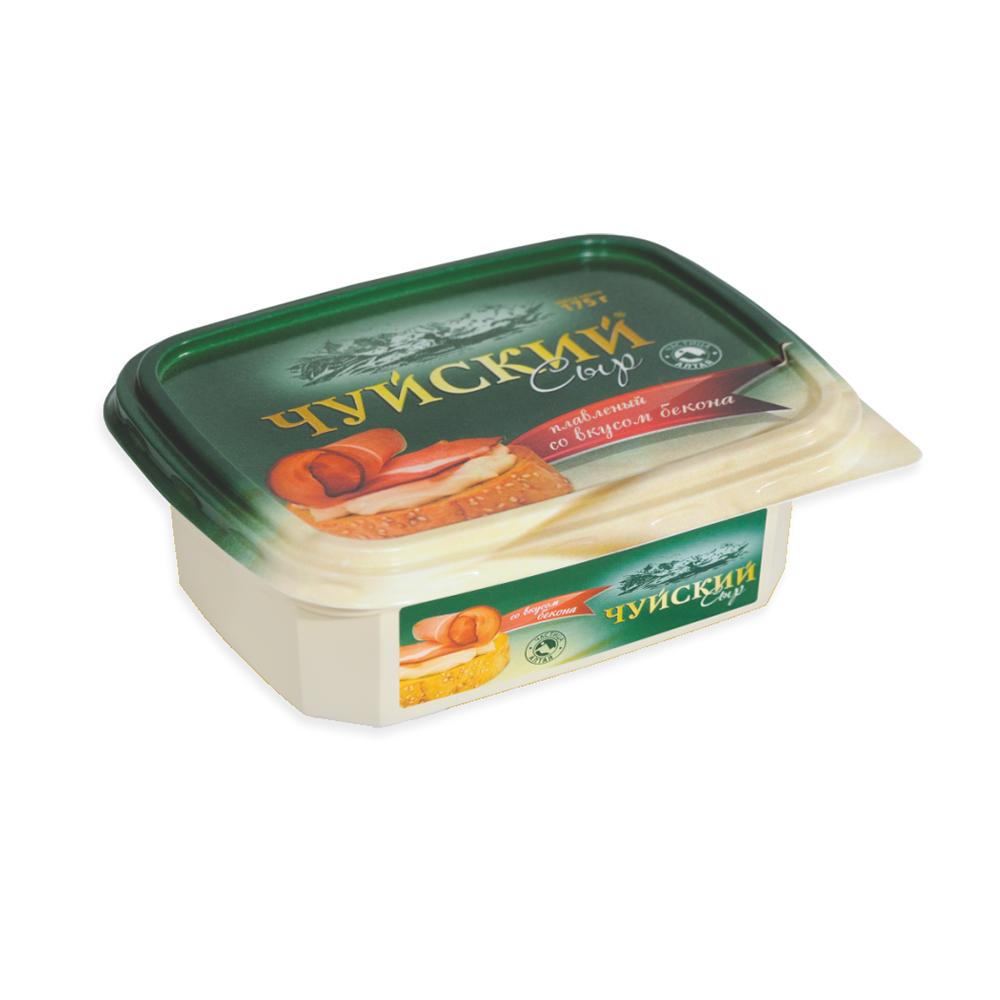 Сыр плавленный Чуйский  180гр  Бекон
