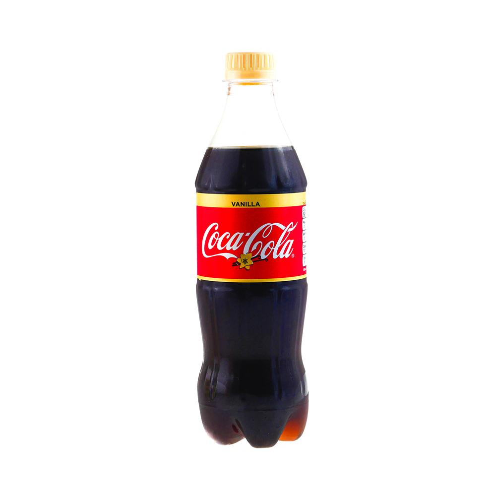 Вода газированная Кока-Кола Ванилла 0,9л Пэт