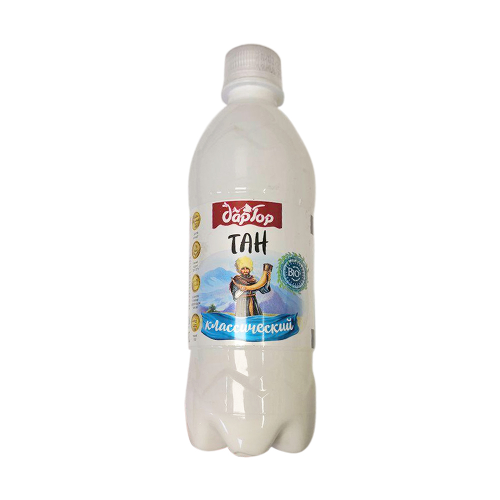 БЗМЖ Напиток Дар гор кисломолочный Тан 0,5л ПЭТ