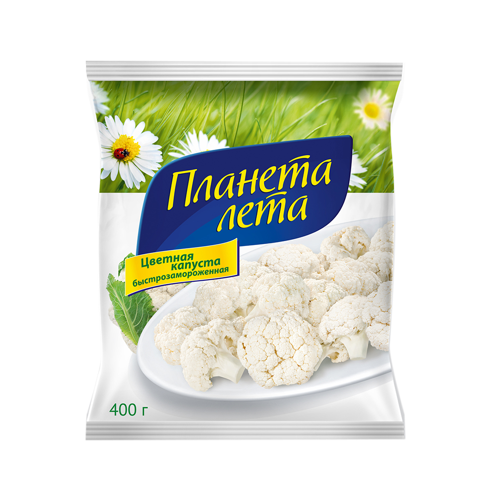 "Капуста цветная ""Планета Лета"", 400 гр."