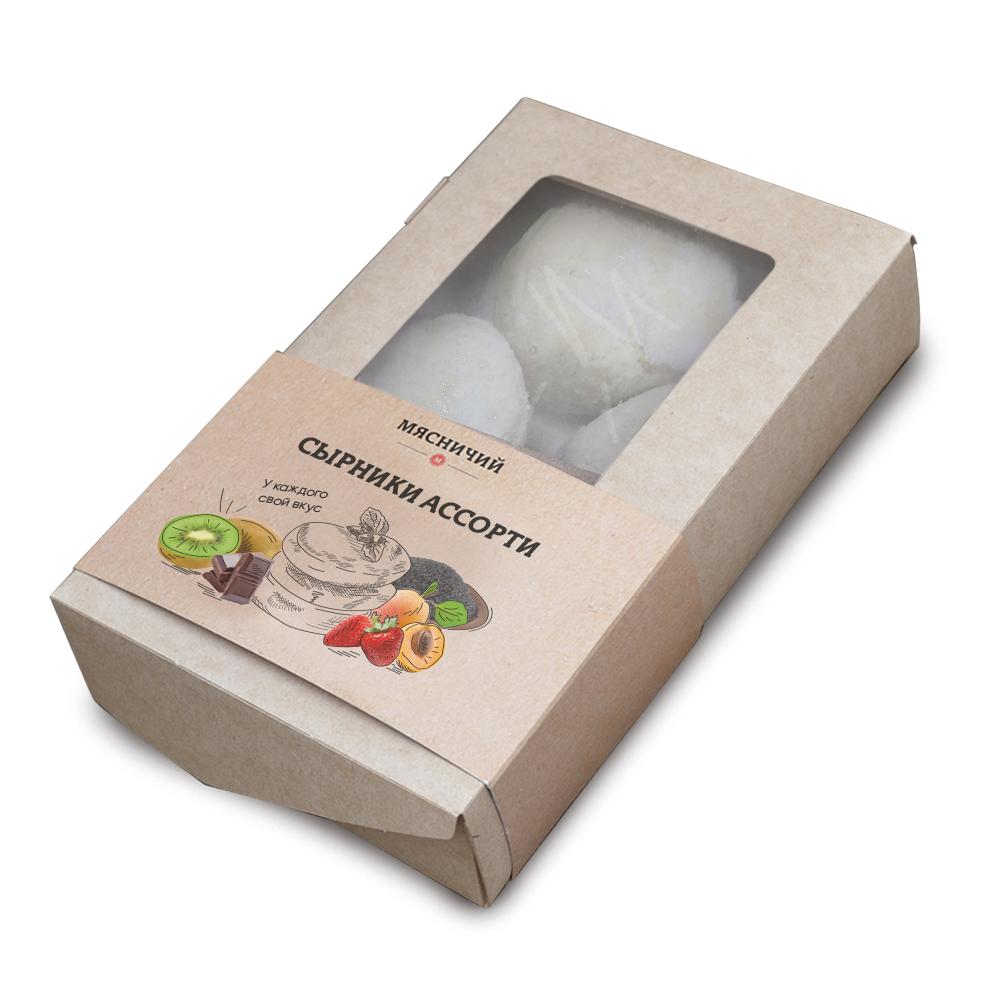 Сырники творожные Ассорти, кг