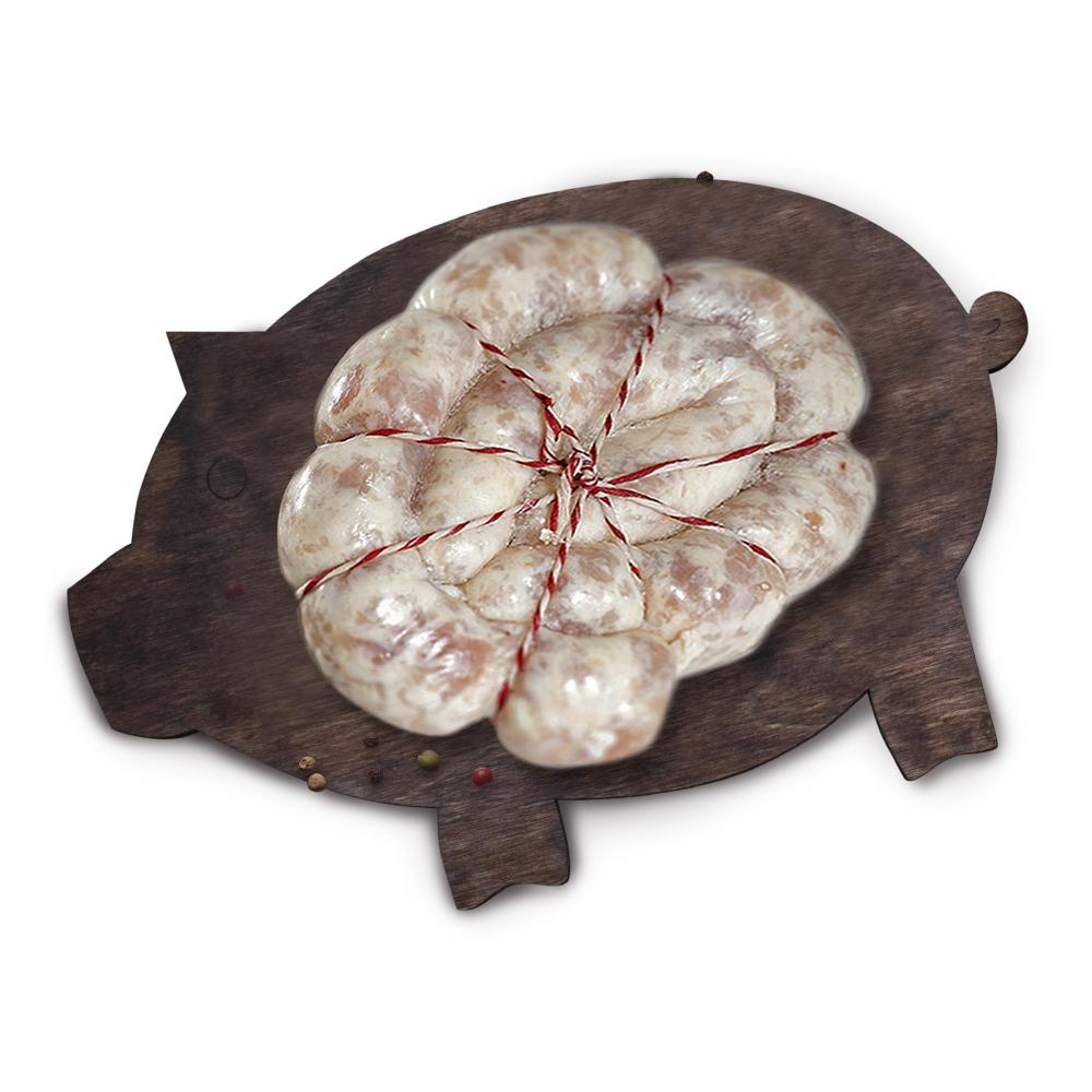 Колбаса Куриная рубленая с/м 1 кг Мясничий