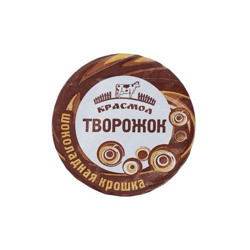 БЗМЖ Творожок Красмол 4,1% шоколадная крошка 140г