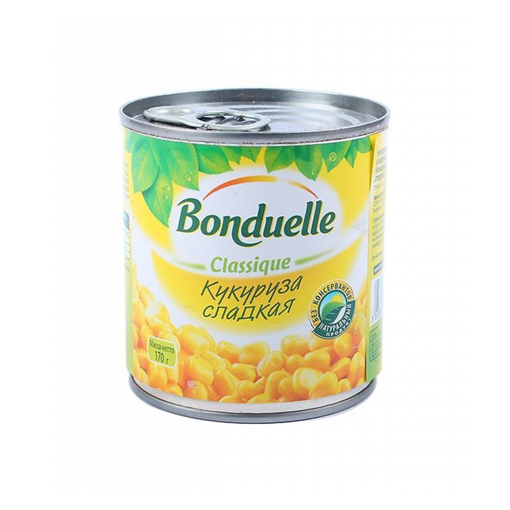 Кукуруза Бондюэль 212мл ж/б