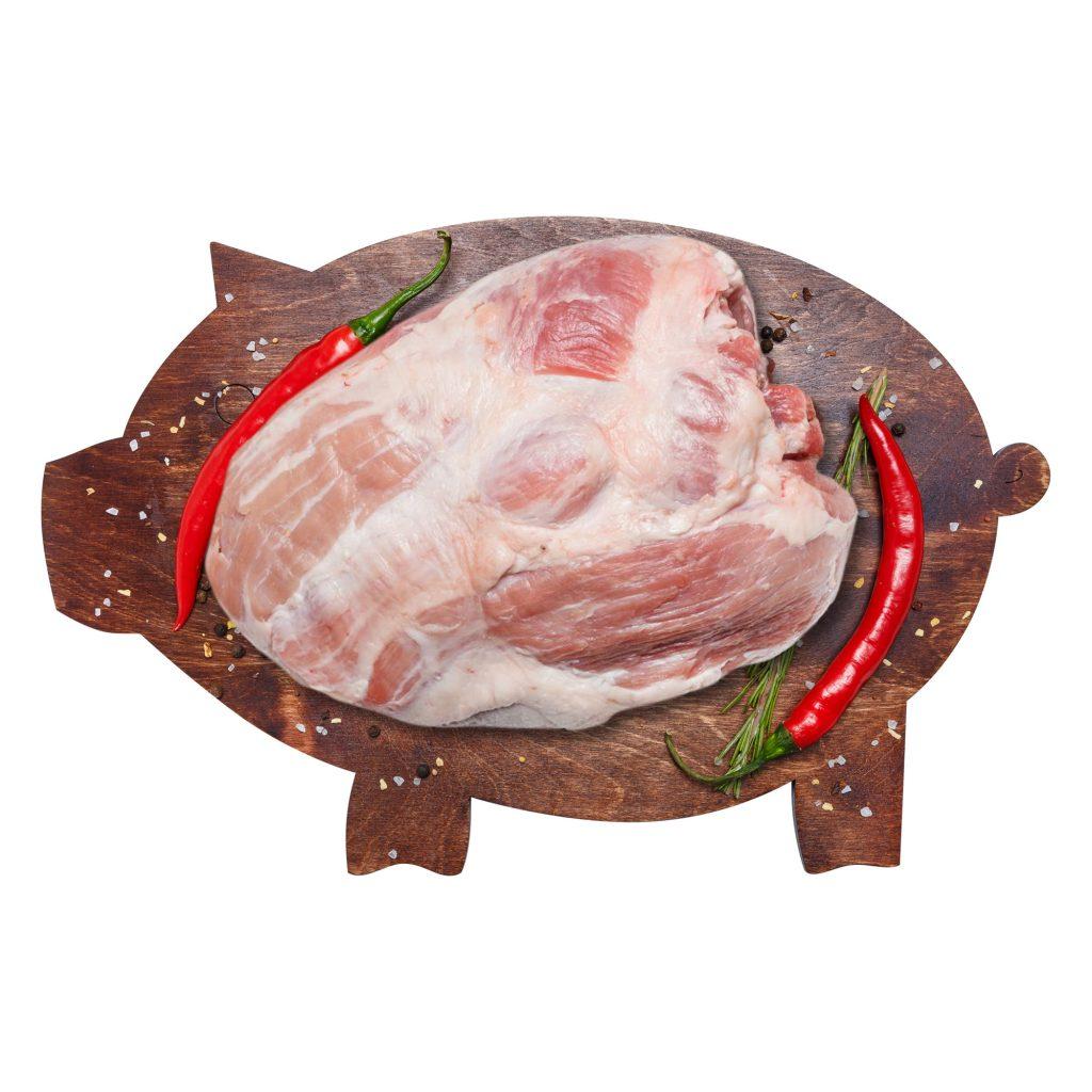Свинина по-домашнему охлажденная, кг
