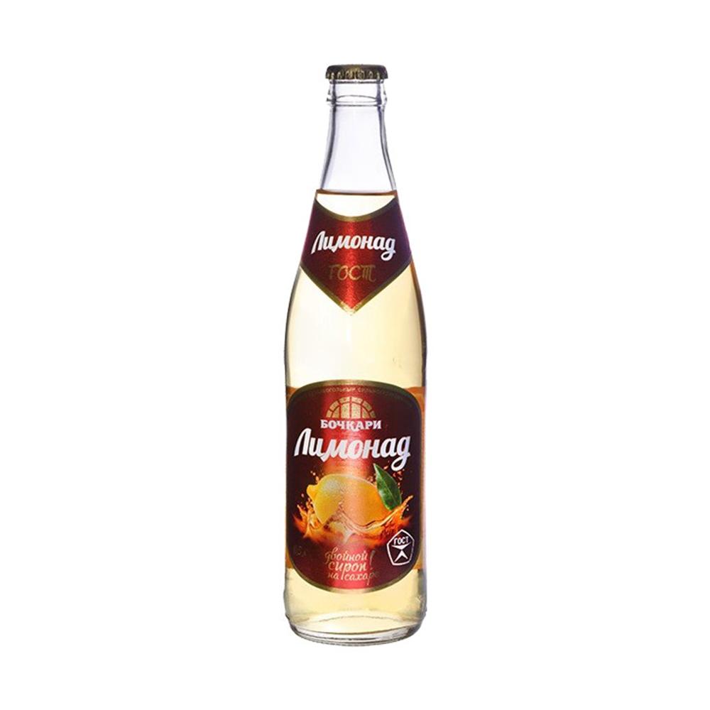 Лимонад ГОСТ стеклобутылка 0,5л. Бочкари24