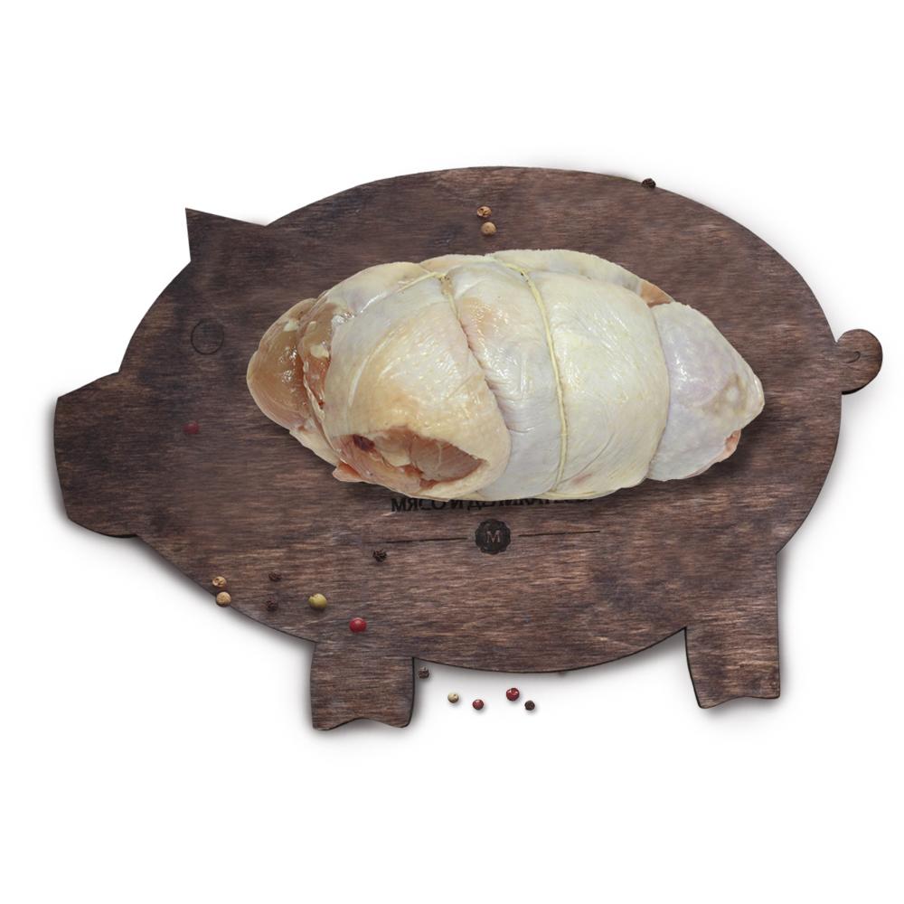 Рулет куриный с черносливом (собственное производство)